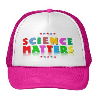 Science Matters Trucker Hat