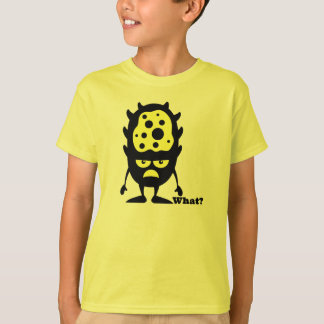 Science Monster Nerd T-Shirt