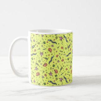 Science Mug, Yellow Coffee Mug