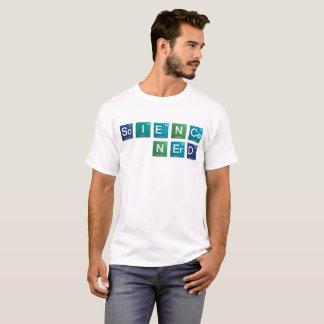 Science Nerd Elements t-shirt