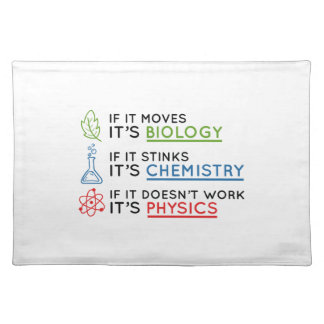 Science Placemat