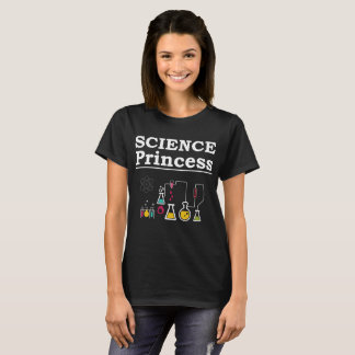 Science Princess Chemistry Set T-Shirt