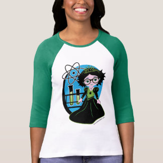 Science Princess in Glasses T-Shirt