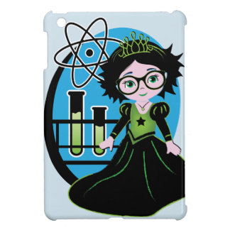 Science Princess- iPad Mini Hard Case iPad Mini Cases
