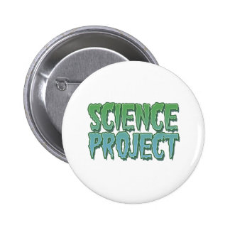 Science Project 2 Inch Round Button