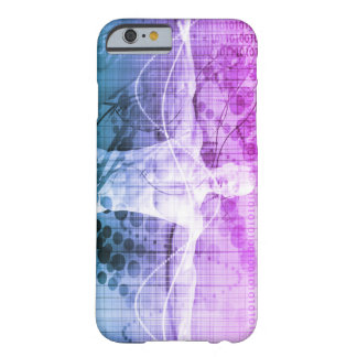 Science Research as a Concept for Presentation Barely There iPhone 6 Case