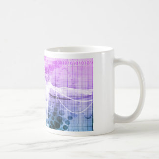 Science Research as a Concept for Presentation Coffee Mug