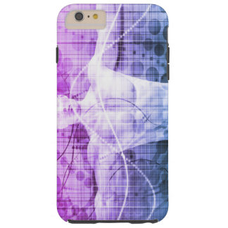 Science Research as a Concept for Presentation Tough iPhone 6 Plus Case