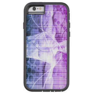 Science Research as a Concept for Presentation Tough Xtreme iPhone 6 Case