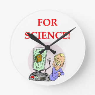 science round clock