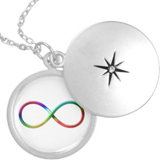 Science Rules | Girly Silver Plated Necklace