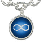 Science Rules   Infinity Geek Gifts Bracelet