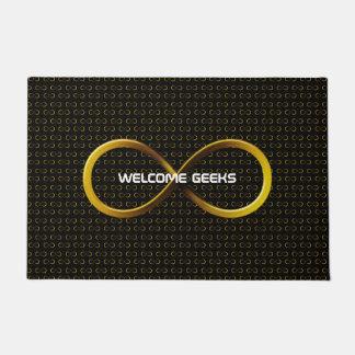 Science Rules | Infinity Geek Gifts Doormat