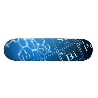 Science Custom Skateboard
