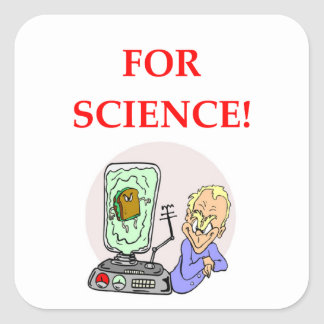 science square sticker