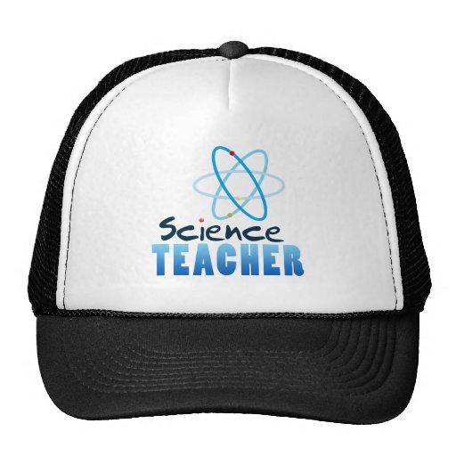 Science Teacher Mesh Hats