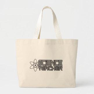 Science Teacher Tote Bag