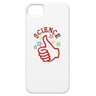 Science Thumbs Up iPhone 5 Case