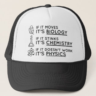 Science Trucker Hat