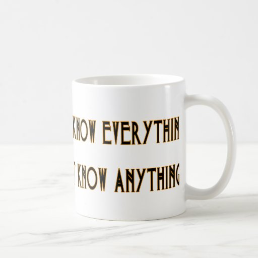 Science vs. Religion Classic White Coffee Mug