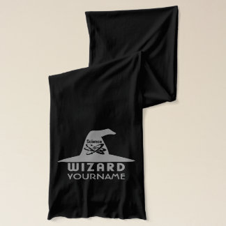 Science Wizard custom scarfs Scarf