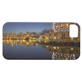 Science World and CBD reflected in False Creek, iPhone 5 Covers