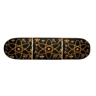 SCIENCE World Custom Skateboard