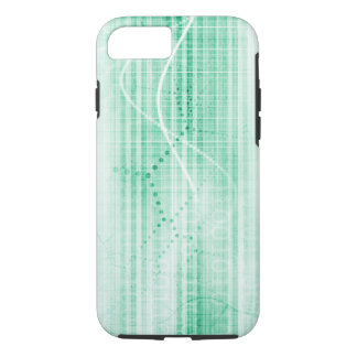 Scientific Research Chart for Medical Sales Art iPhone 7 Case