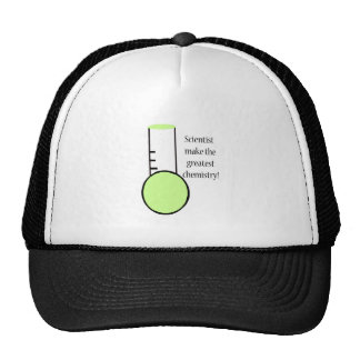 Scientist and Chemistry Trucker Hat