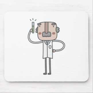 Scientist Mouse Pad