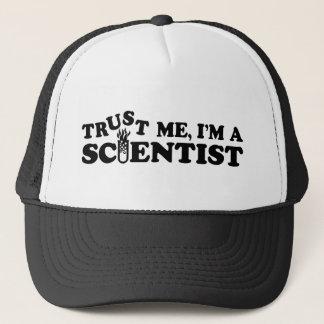 Scientist Trucker Hat