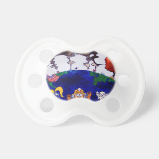 Scientists Muzzled_I Baby Pacifiers