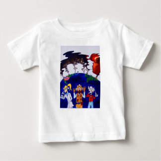 Scientists Muzzled_I Baby T-Shirt