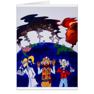 Scientists Muzzled_I Card