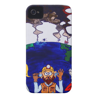 Scientists Muzzled_I Case-Mate iPhone 4 Cases