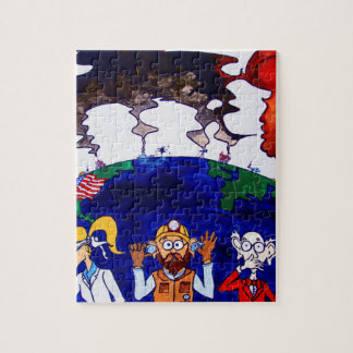 Scientists Muzzled_I Jigsaw Puzzle