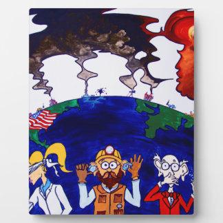 Scientists Muzzled_I Plaque