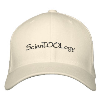 Scientology - ScienTOOLogy Embroidered Hat