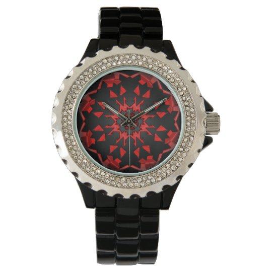SciFi Rose Watch