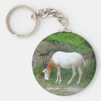 Scimitar Oryx #2 Keychain