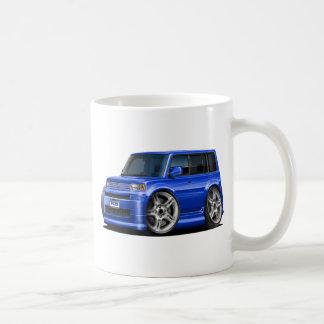 Scion XB Blue Car Coffee Mug