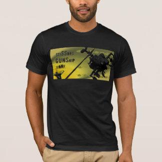 Scissors Gunship Stone! T-Shirt