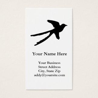 Scissortail Flycatcher Business Card