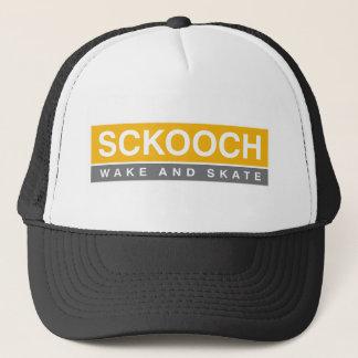 Sckooch Mesh SnapBack Trucker Hat