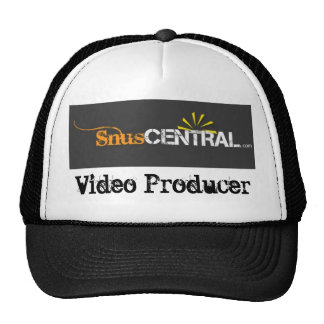 SCLogoCOM, Video Producer Trucker Hat