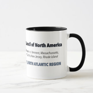 SCNA North Atlantic Coffee Mug