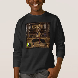 "Scolletta ""Castle Guard"" Long Sleeve T-Shirt"