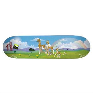 "Scolletta ""Fantasia Kirinian"" Deck 065 Skate Board Decks"