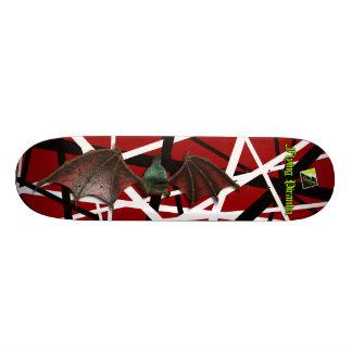 "Scolletta ""Flying Piranha"" Deck 036 Skate Board"