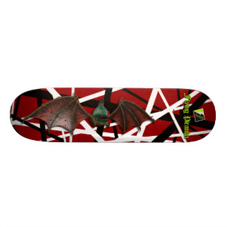 "Scolletta ""Flying Piranha"" Deck 036 Skateboard"
